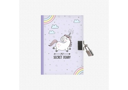 Legami Legami My Secret Diary Unicorn