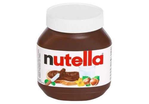 Polly Polly Nutella Jar For Role Play