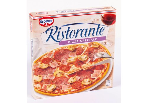 Polly Polly Pizza Dr Oetker