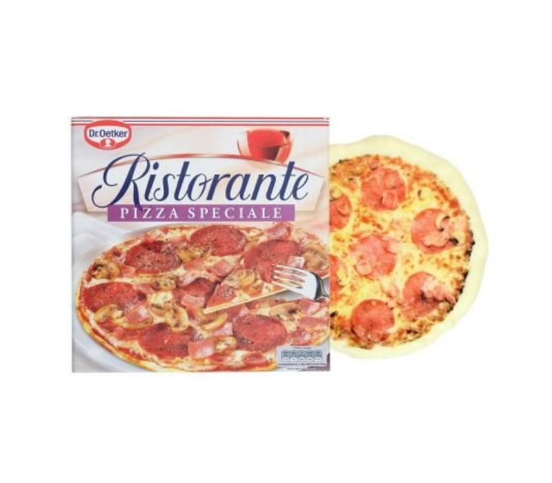Polly Pizza Dr Oetker