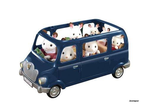 Sylvanian Families Sylvanian Families 7-zits Familiewagen