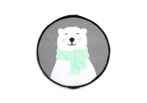 Play & Go Play & Go 3-in-1 Polar Bear Softlijn Speelmat