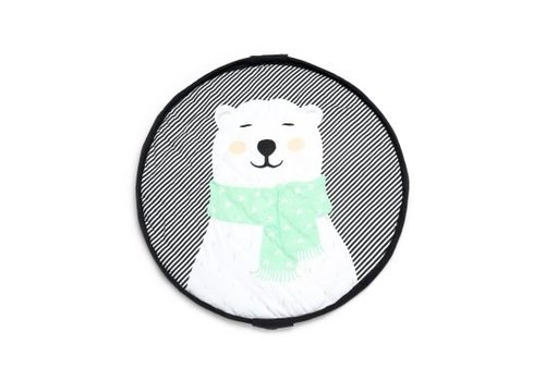 Play & Go Play & Go 3-in-1 Polar Bear Softline Playmat