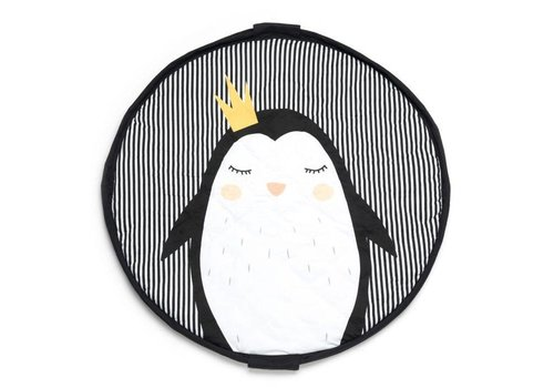 Play & Go Play & Go 3-in-1 Pinguin Softline Playmat