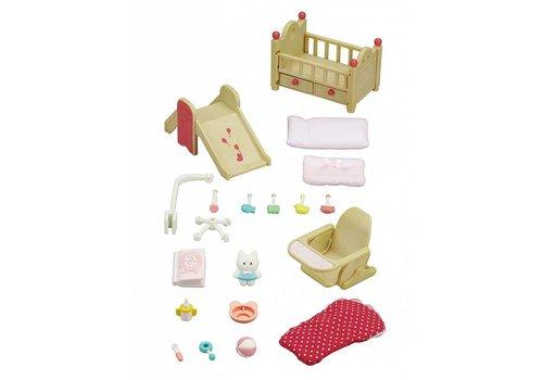 Sylvanian Families Sylvanian Families Baby Nursery Set