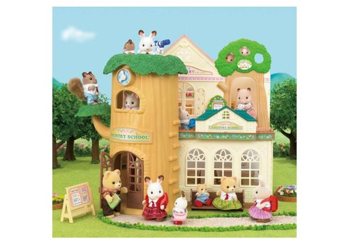 Sylvanian Families Sylvanian Families Country Tree School