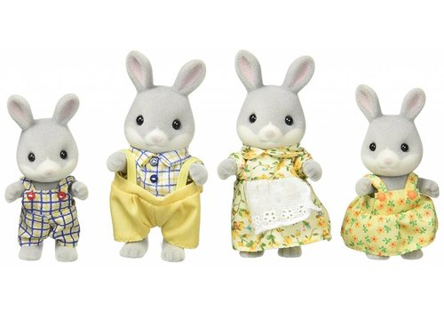 Sylvanian Families Sylvanian Families Cottontail Rabbit family