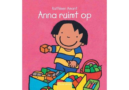 Clavis Clavis Leesboekje Anna Ruimt Op