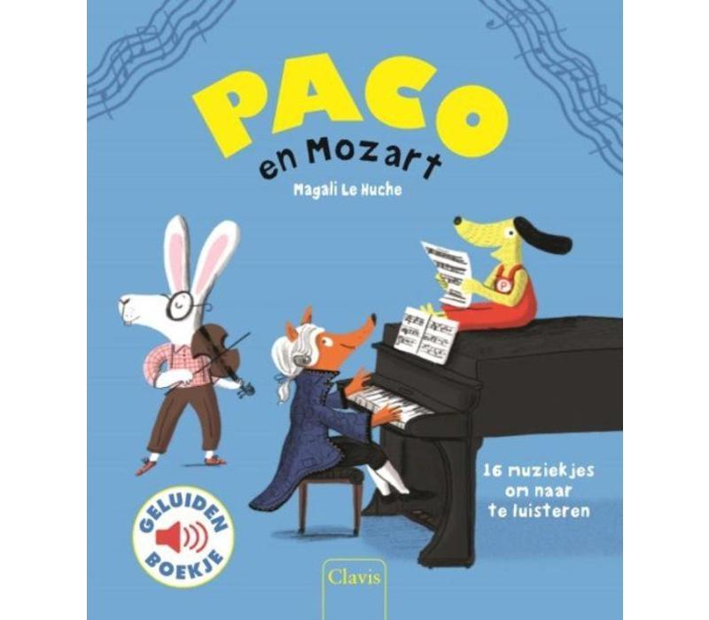 Clavis Geluidenboek Paco en Mozart