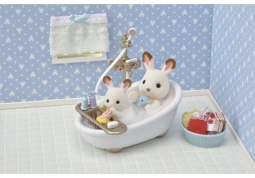 Sylvanian Families Sylvanian Families Country Bathroom Set