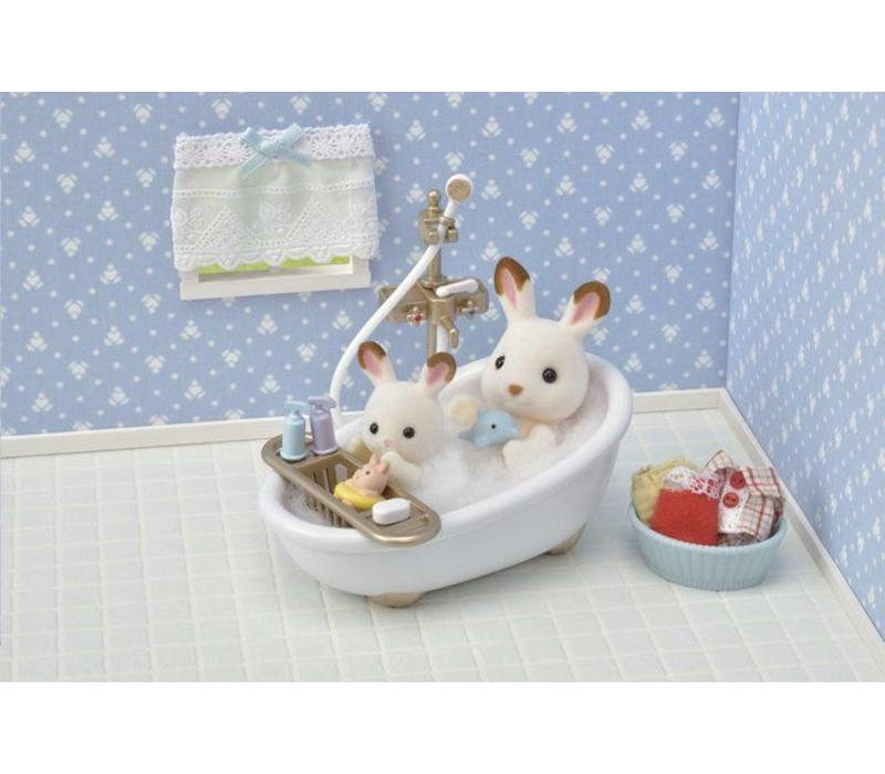 Sylvanian Families Country Bathroom Set