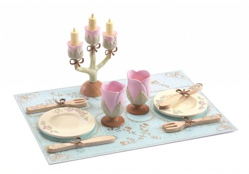 Djeco Djeco Dishes Of Princessen
