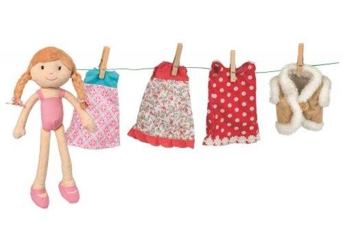 Egmont Toys Egmont Toys Olivia En Haar Koffertje Met Kleren