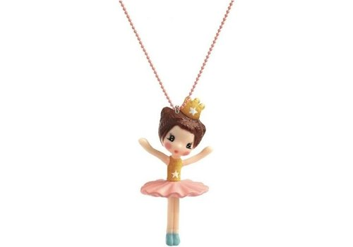 Djeco Djeco Lovely Charms Necklace Ballerina