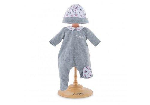 Corolle Corolle Panda Pyjama voor Babypop 30 cm