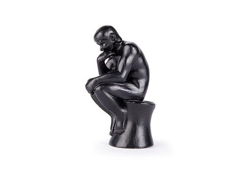 Kikkerland Kikkerland The Thinker Pencil Sharpener