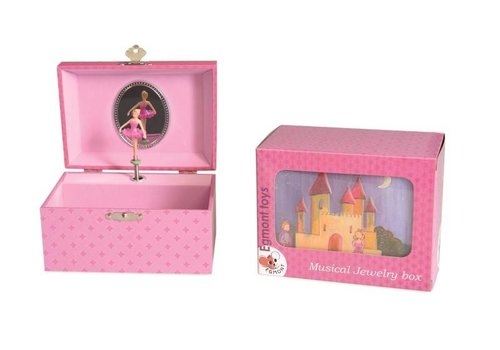Egmont Toys Egmont Toys Musical Jewelry Box Princes