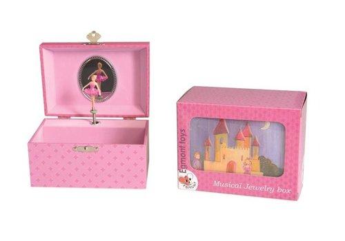Egmont Toys Egmont Toys Muzikaal Juwelenkoffertje Prinses
