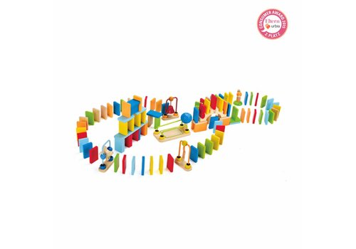 Hape Hape Dynamo Dominoes