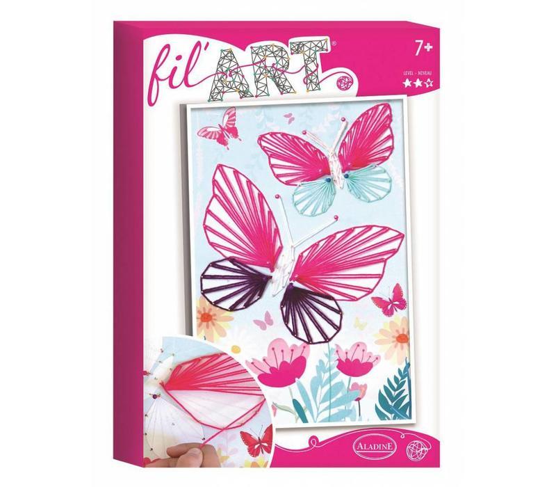 Aladine Fil'Art Butterfly
