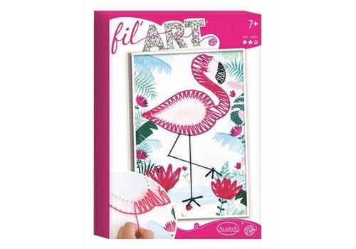 Aladine Aladine Fil'Art Flamingo