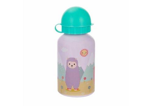 Sass & Belle Sass & Belle Little Llama Kids Water Bottle