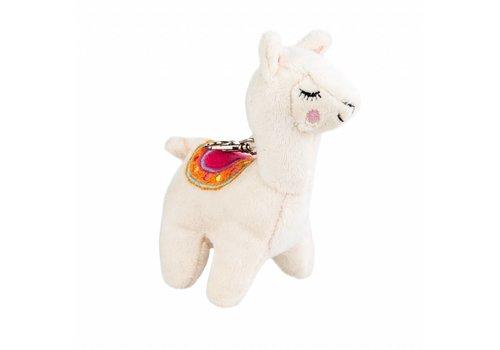 Sass & Belle Sass & Belle Little Llama Plushen Sleutelhanger