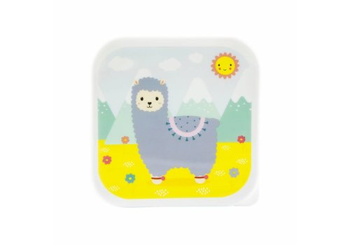 Sass & Belle Sass & Belle Little Llama Lunchbox