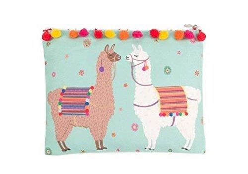 Sass & Belle Sass & Belle Lima Llama Pouch