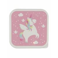 Sass & Belle Rainbow Unicorn Lunch Box