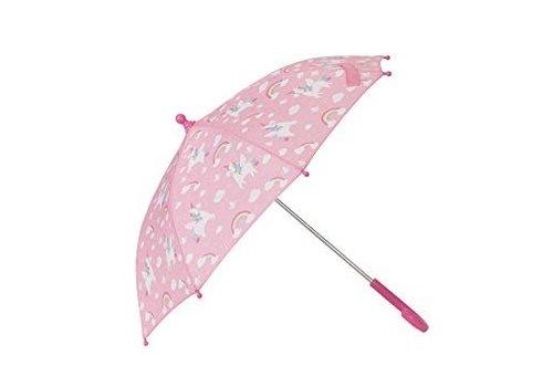 Sass & Belle Sass & Belle Rainbow Unicorn Paraplu