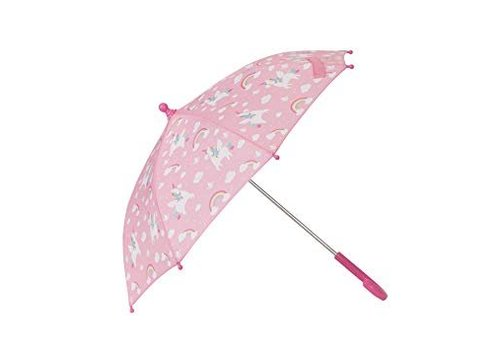 Sass & Belle Sass & Belle Rainbow Unicorn Umbrella