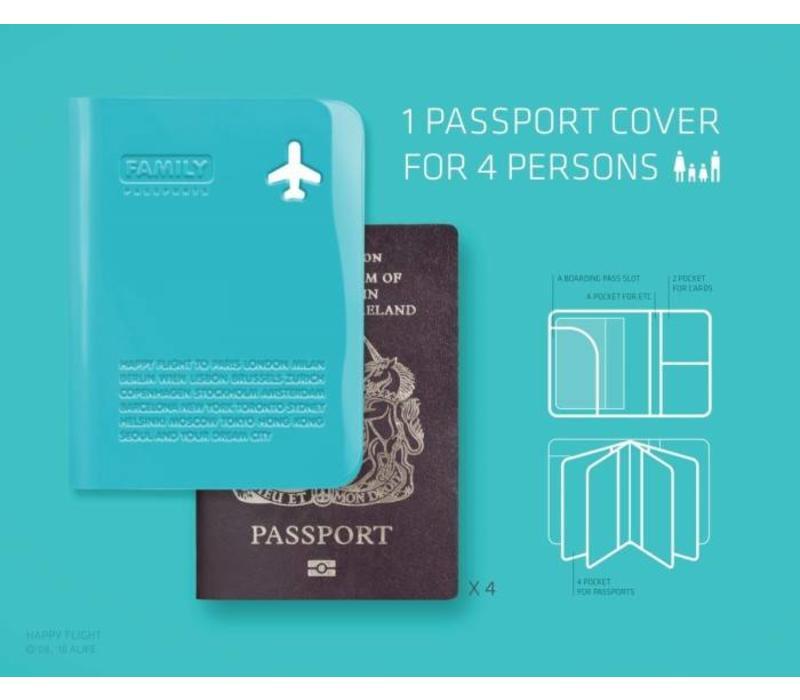 Alife HF Passport Family