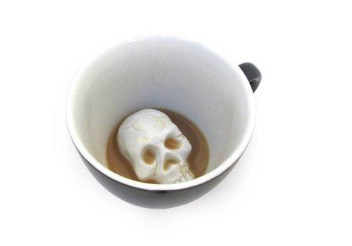 Creature Cups Creature Cups Skull Black