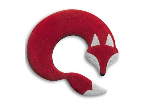 Leschi Leschi Warming Pillow Noah The Fox