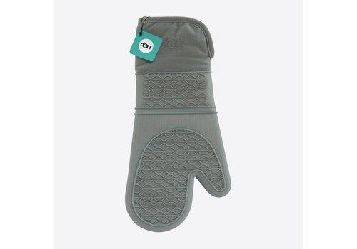Dotz Dotz Handschoen uit Silicone Grijs