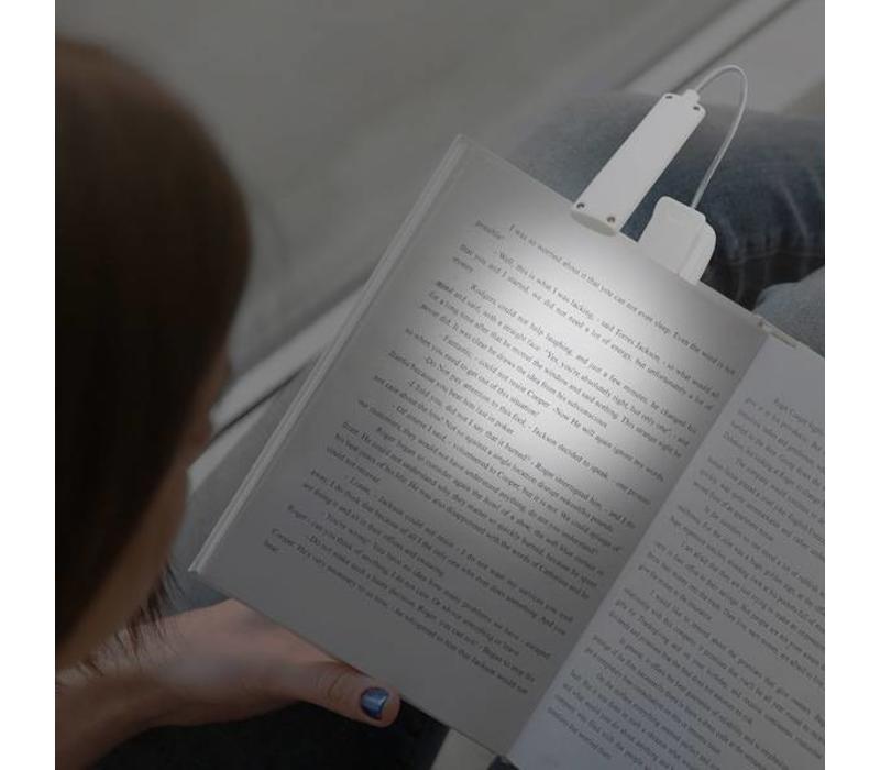Balvi Reading Lamp Booky White