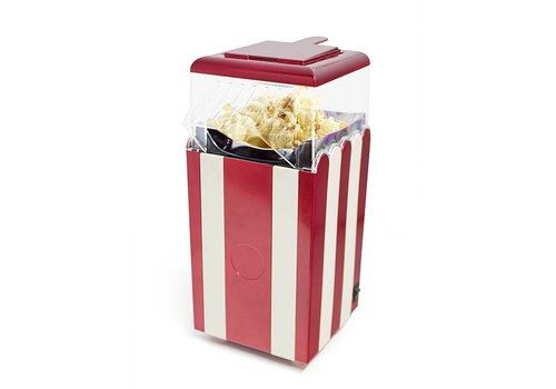 Balvi Balvi Pop Corn Maker Rood/Wit