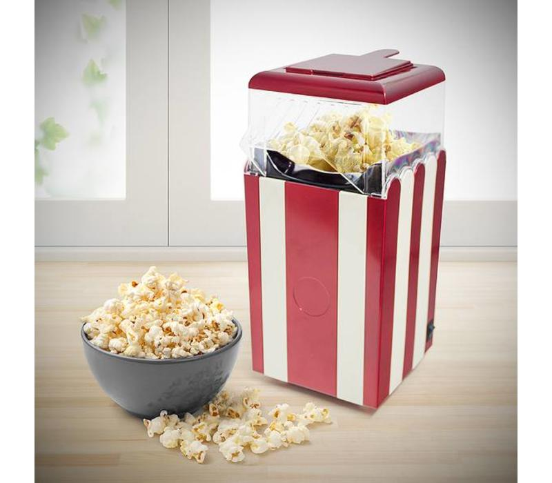 Balvi Pop Corn Maker Rood/Wit