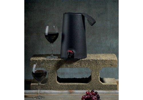 Zone Denmark Galzone Wijndispenser Zwart