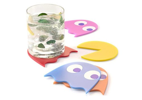 Balvi Balvi Pac-Man Coasters Set of 5