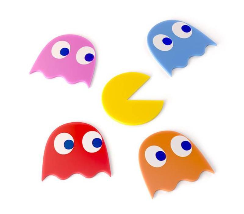 Balvi Placemat Pac-Man Set Van 2 - Copy