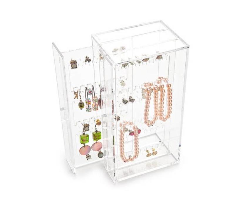 Balvi Transparante Juwelendoos Arteaga Mini