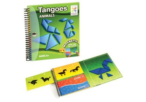 Smartgames SmartGames Travel Games Tangoes Animals