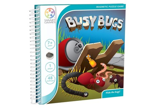 Smartgames SmartGames Travel Games Busy Bugs