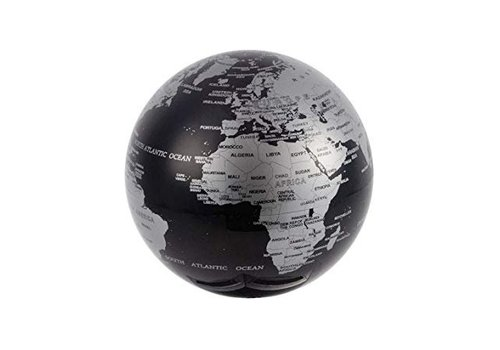 Balvi Balvi Magic Globe 360° Rotatory Black