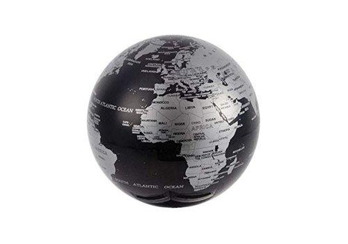 Balvi Balvi Magische Roterende Globe 360° Zwart
