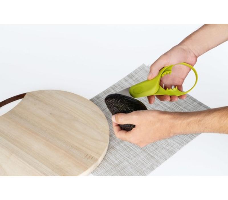 Balvi Avocado Multi Tool Green