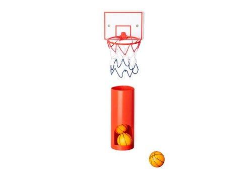 Balvi Balvi Basketbal Spel Voor Op Toilet