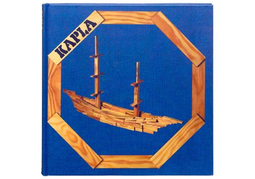 Kapla Kapla Boek Blauw Volume 2